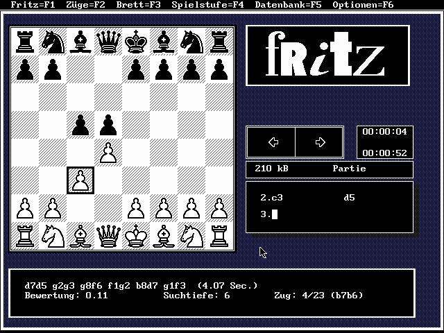 Fritz - Chessprogramming wiki