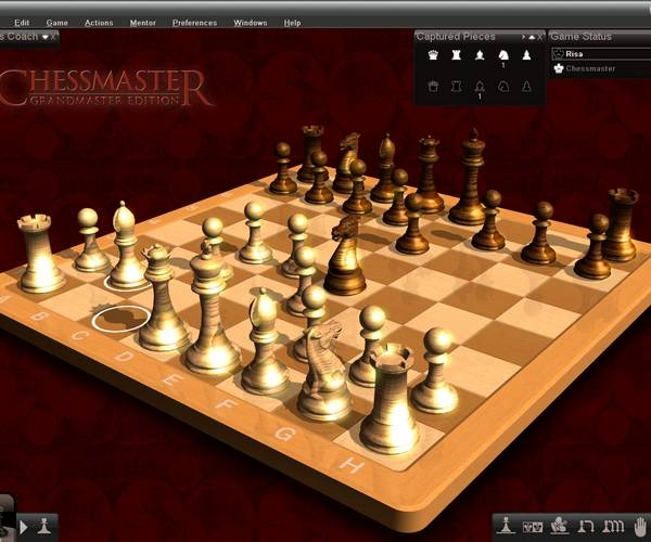 Chessmaster - Chessprogramming wiki