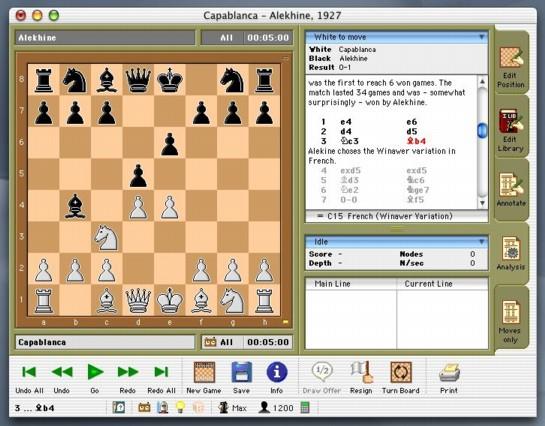 Mac OS - Chessprogramming wiki